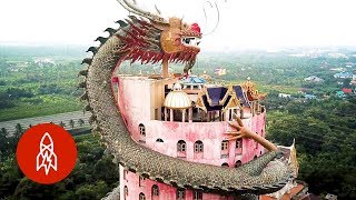 Ascend Thailand's Temple of the Rising Dragon