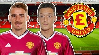 Manchester United To Spend £300m On Superstars? | Transfer Talk