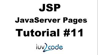 JSP Tutorial #11 - JSP Expressions