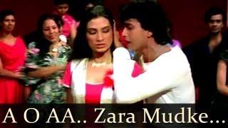 Disco Dancer - A O AA   Zara Mudke Mila Aankhein Aaya Hoon - Kishore Kumar