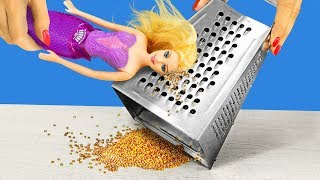 14 Clever Barbie Hacks And Crafts