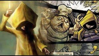 LOS GEMELOS MAS MORTALES - Little Nightmares Parte 4 Gameplay (Español / Castellano)