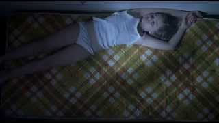 Chloë sleeping scene in Pokerhouse
