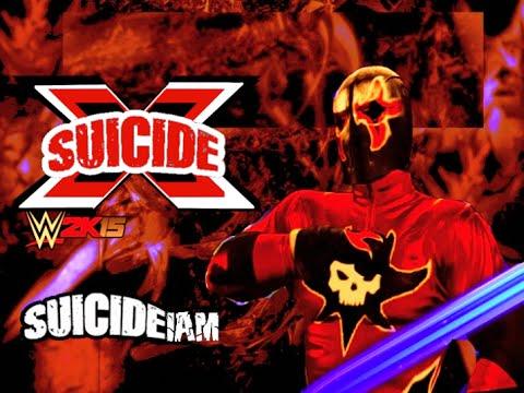 Suicide X WWE 2K15 CAW