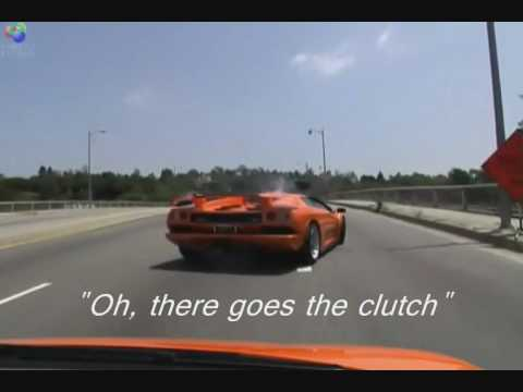 Super car driver idiots [NO pics, only videos]