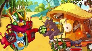 Angry Birds Epic - SUPERHERO TRICKSTERS! - Shadow Of The Tinker Titan (Season 2) Ep. 3