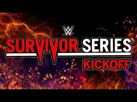 Xxx Mp4 Survivor Series Kickoff Nov 20 2016 3gp Sex