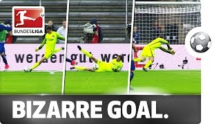 Double Blooper - Hertha Keeper Jarstein Goes from Hero to Zero