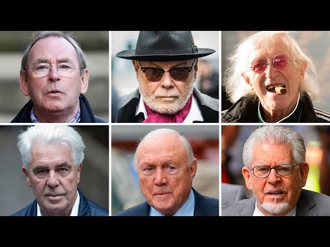 Famous Names Among 1,400 British Child Abuse Suspects