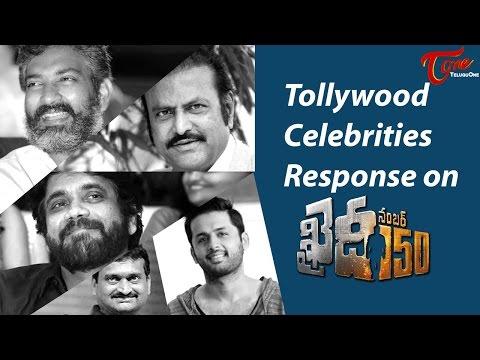 Celebrities Response on Khaidi No 150