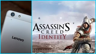 Assassins Creed Identity On Lenovo Vibe K5 Plus | High Graphics 3D game on Playstore