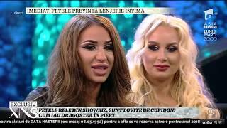 Denisa Despa, Simona Trașcă și Loredana Chivu, fetele rele din showbiz, sunt lovite de Cupidon