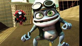 Crazy Frog - All I ever Wanted