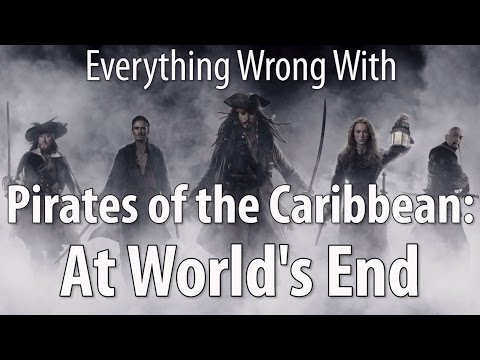 Everything Wrong With Pirates of the Caribbean At World s End