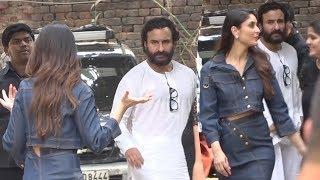 Saif Ali Khan Gets Angry On Kareena Kapoor Khan Once Again Publicly