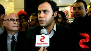 محمد امام:مليش علاقة بالزعيم وانتظروني في جحيم في الهند