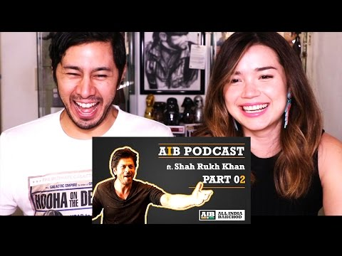 AIB PODCAST ft SHAH RUKH KHAN Part 2 |  Reaction & Discussion!