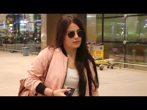 Xxx Mp4 PATAKHA Girl Radhika Madan 39 S Airport Look 3gp Sex