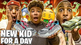 LUCKY KID SPENDS A DAY WITH FUNNYMIKE! (BEST DAY OF HIS LIFE)