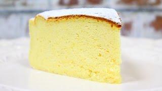 Японский Хлопковый Чизкейк / Japanese Cotton Cheesecake