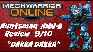 MechWarrior Online - Huntsman HMN-B