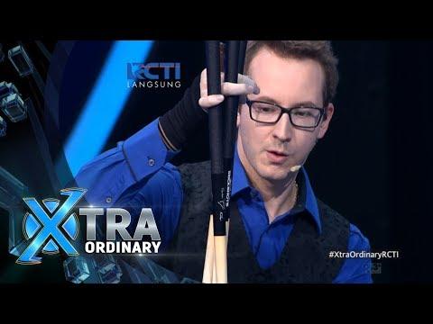 XTRA ORDINARY Florian Venom Master Pool Trick Shoot From France 16 Maret 2018