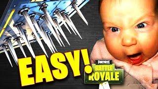 Get Easier Trap Kills! Fortnite WEEK 4