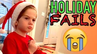 HOLIDAY HINDRANCE!! | TIS THE SEASON FOR HOLIDAY FAILS!! | Fails From IG, FB And More! | Mas Supreme