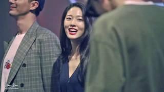 [안시성] 설현이가 선물 줬어요! 김설현 무대인사 -1080p 60fps