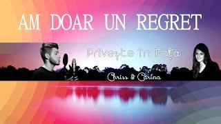 CHRISS feat. Carina - Priveste in Fata (Lyric VIDEO)