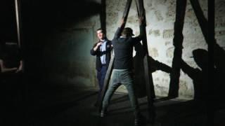 Flogging at Perth's Fremantle Prison!