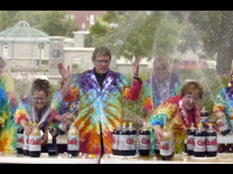 Cool Science Experiments from Steve Spangler