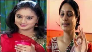 മേക്കപ്പില്ലാതെ സീരിയൽ നടികളെ കണ്ടിട്ടുണ്ടോ  | Malayalam Serial Actress Without Make Up