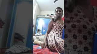 Swathi Naidu new Video on Bed