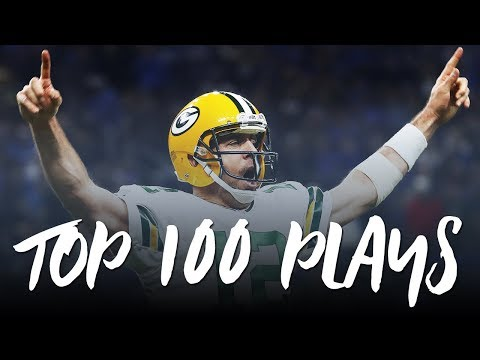 The Top 100 Plays of the 16 17 NFL Season ᴴᴰ