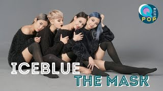Iceblue - The Mask   Debut