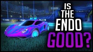 IS THE ENDO A GOOD CAR? | ROCKET LEAGUE