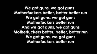 Marilyn Manson - Killing strangers lyrics