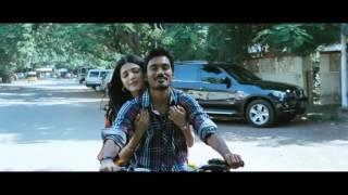 Ai Raat Dheere Chal - 3 (Three) Hindi Dubbed Video Song | Dhanush, Shruti Haasan