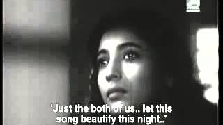 Ei Raat tomar aamar Bengali Classic Movie Deep Jele Jai in Bengali Movie Song