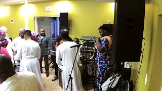 Augustine Live @ Oke Igbala 9/23/18