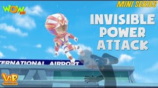 Invisible Power Attack - Vir Mini Series - Live in India
