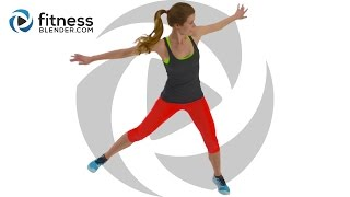 Wake Up Call Cardio Workout - Calorie Burning Warm Up Cardio for Energy
