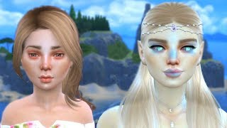 HUMAN TO MERMAID | THE SIMS 4