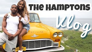 The Hamptons with Maybelline Vlog | MakeupShayla