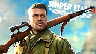 SNIPER ELITE 4 Full Game Gameplay Walkthrough Livestream