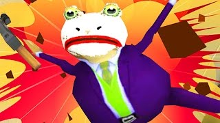 EVIL JOKE FROG - Amazing Frog - Part 62 | Pungence