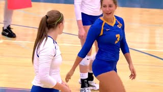 Hopkins vs. Wayzata High School Volleyball