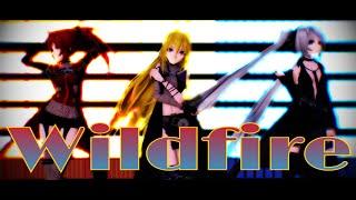 {MMD+DL} - Wildfire