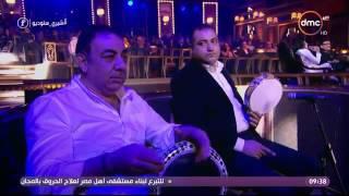 شيرين تشعل المسرح بأغنيه بحبك مع الفنان محمد محى